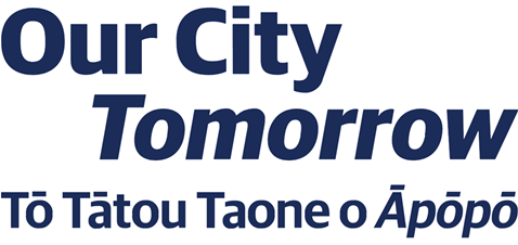 Our City Tomorrow logo
